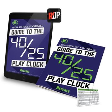 Guide To 40/25 Play Clock