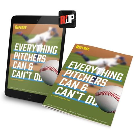 Everything Baseball Pitchers Can and Can't Do