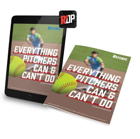 Everything Softball Pitchers Can and Can't Do