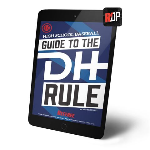 Baseball Umpires Guide To The DH Rule