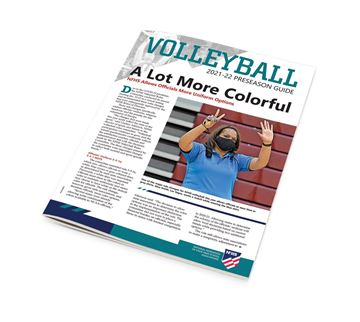 2021 NFHS Volleyball Preseason Guide