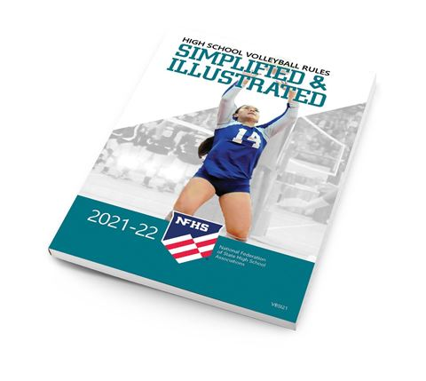 2021 High School Volleyball Rules Simplified & Illustrated