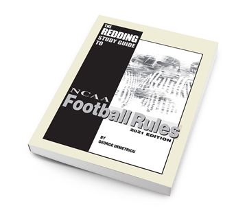 2021 Redding Study Guide to NCAA Football Rules