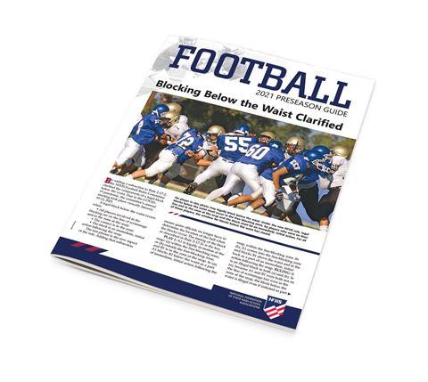 2021 NFHS High School Football Preseason Guide