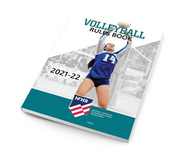 2021 NFHS Volleyball Rules Book