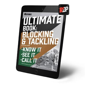 The Ultimate Book On Blocking And Tackling