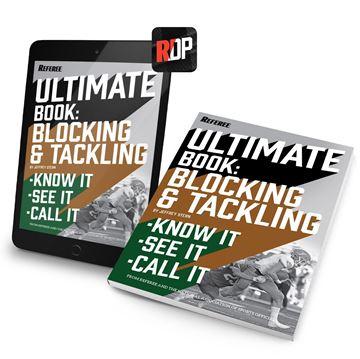 Ultimate Book on Blocking & Tackling