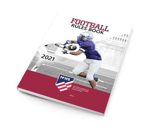 2021 NFHS Football Rules Book