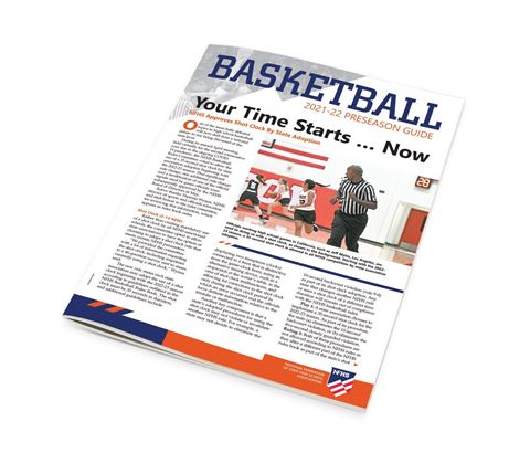 2021-22 Basketball Preseason Guide