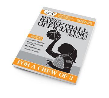 2021-22 Collegiate Women's Basketball Mechanics Manual