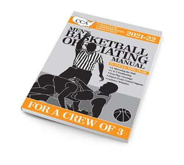 2021-22 Collegiate Men's Basketball Mechanics Manual
