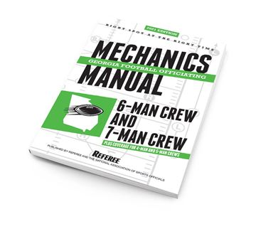 2021 Georgia Football Mechanics Illustrated