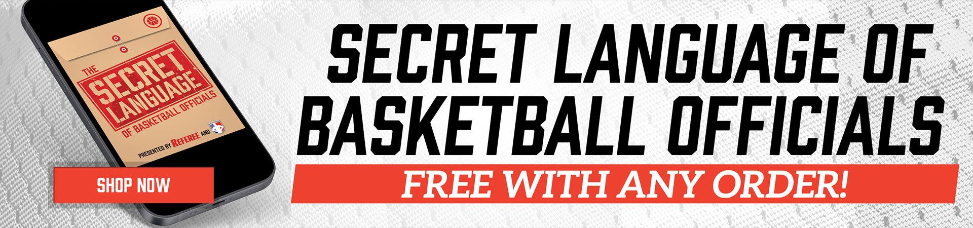 The Secret Language of Basketball Officials