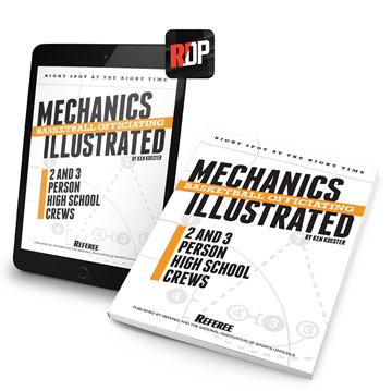 Picture of 2021-22 Basketball Mechanics Illustrated - Print and Digital Combo