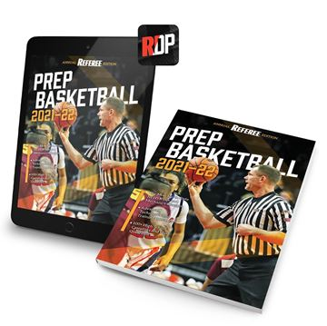 Picture of NEW - 2021-22 Prep Basketball Annual Edition - Print + Digital Combo
